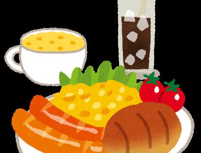 糖質制限で朝ごはんでおすすめものは何?手軽なレシピやパンや外食はOKなの?