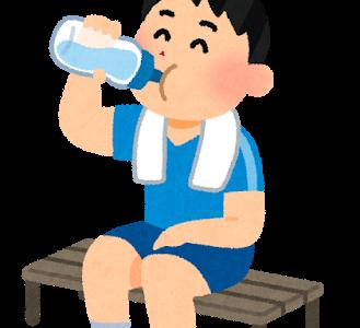 糖質制限中の水分補給と摂取は?水分量が足りず水分不足だとどうなるの?
