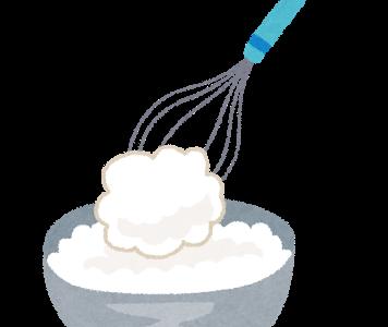 糖質制限中の生クリームは痩せる?それとも太る?レシピや作り方を管理栄養士が解説